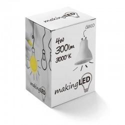 GU10 LED 300 LM 4W 3000ºK