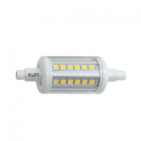 R7s LED SMD 5W 500 LM 3000ºK