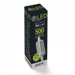 R7s LED SMD 5W 500 LM 4000ºK