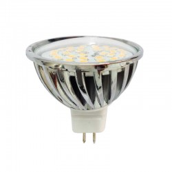 Bombilla LED 12V MR16 7W...