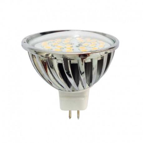 LED MR16 7W 520 LM (2700ºK)
