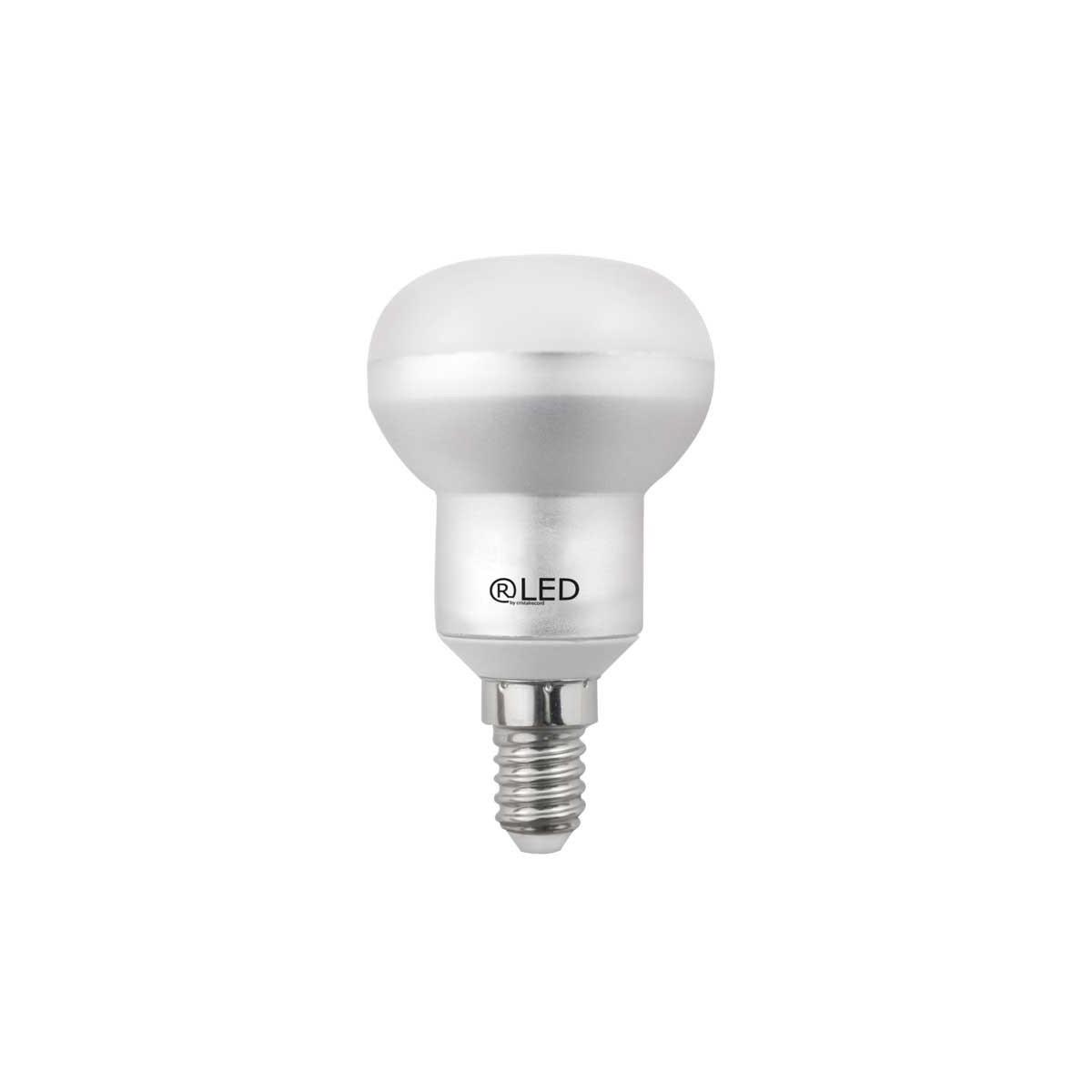 E14 R50 LED SMD 6W 550LM 4200ºK