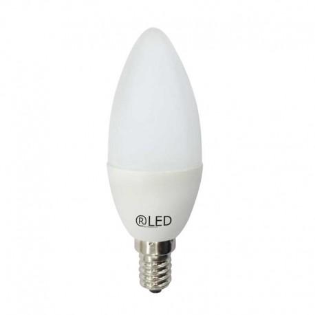 VELA LED E14 6W 420LM 2700ºK dimmable