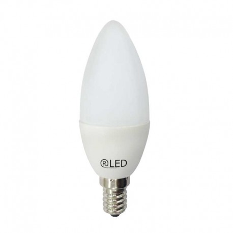 VELA LED E14 6W 420LM 2700ºK dimmable