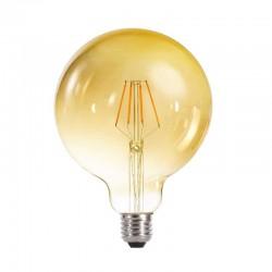 E27 G125 Globe Gold 4W