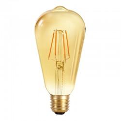 E27 ST64 Edison Gold 4W