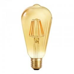 E27 ST64 Edison Gold 6W