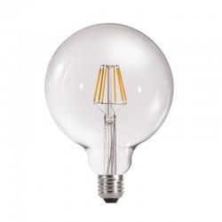 E27 Light Bulb G125 Globe...