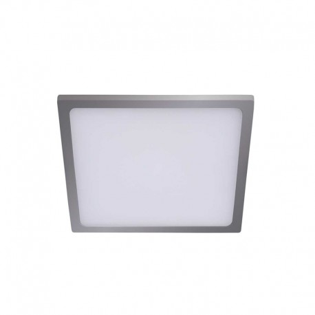 Kaju Slim Surface Mounted LED Downlight – SQ 8W – Grey