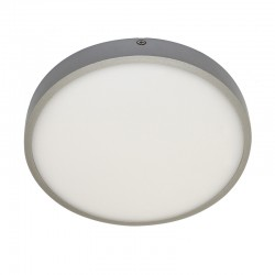 DOWNLIGHT SUPERFICIE  PRIM GRIS (24W.2000LM)