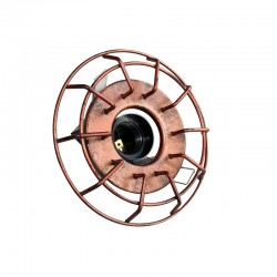 Timon Vintage Recessed Light – Antique Copper