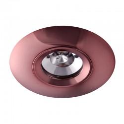Seron Recessed Light Metallic Pink