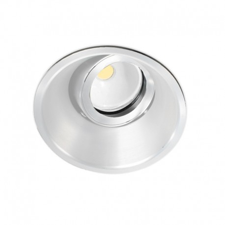 Nuk Recessed Light – White