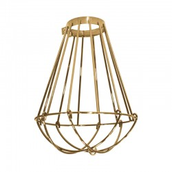 Mixer Wire Cage – Brass
