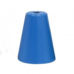 Cone Blue for Pendant Light Construct Make It