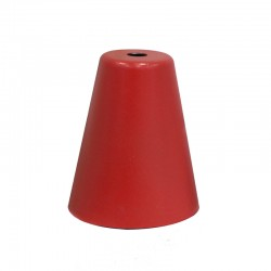 Cone Red for Pendant Light Construct Make It