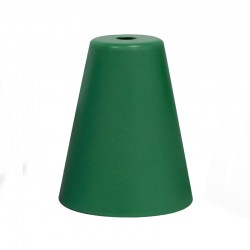 Cone Green for Pendant Light Construct Make It