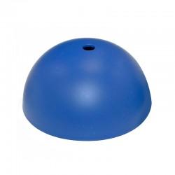 Half Ball Blue for Pendant Light Construct Make It