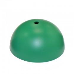 Half Ball Green for Pendant Light Construct Make It