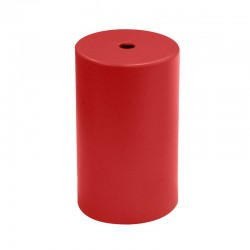 Cylinder Red for Pendant Light Construct Make It