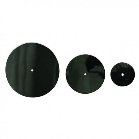 Discos pack x3 negro Make it
