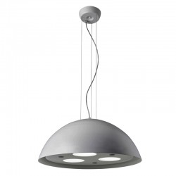 Moon Lux Comb LED Pendant Light – Grey Glass