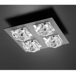 Diamant Electra 4 Ceiling Light
