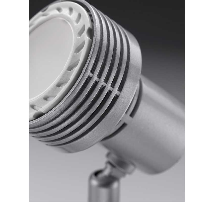 Masta Adjustable Spotlight For Rail Cristalrecord Led
