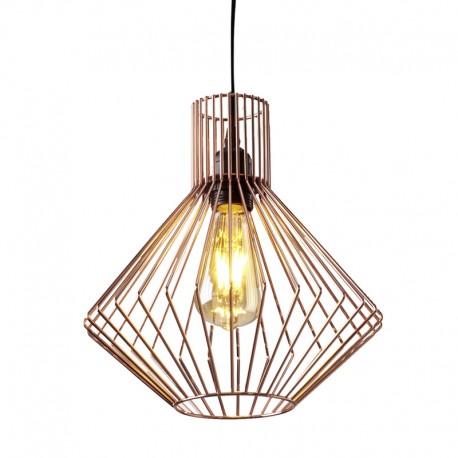 Lámpara Jaula cobre - Mistral