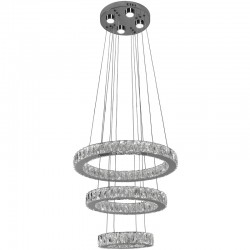Carolina Pendant Light – 108W – Triple