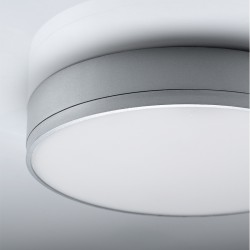 DOWNLIGHT SUPERFICIE PRIM GRIS (8W. 680LM)