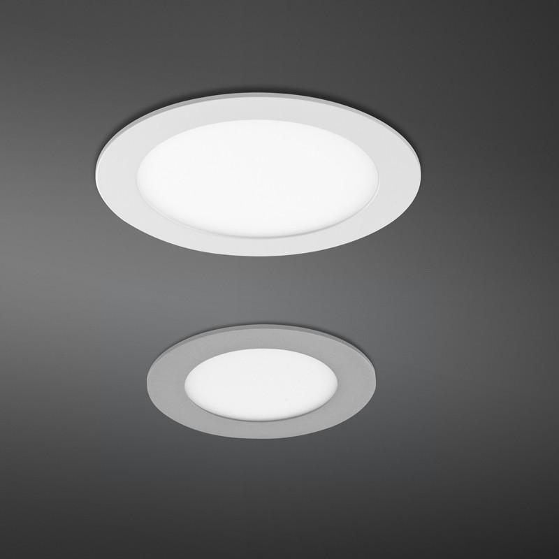 CristalRecord Downlight LED gris