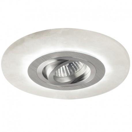 Empotrable led Alabaster aluminio (2,4W)