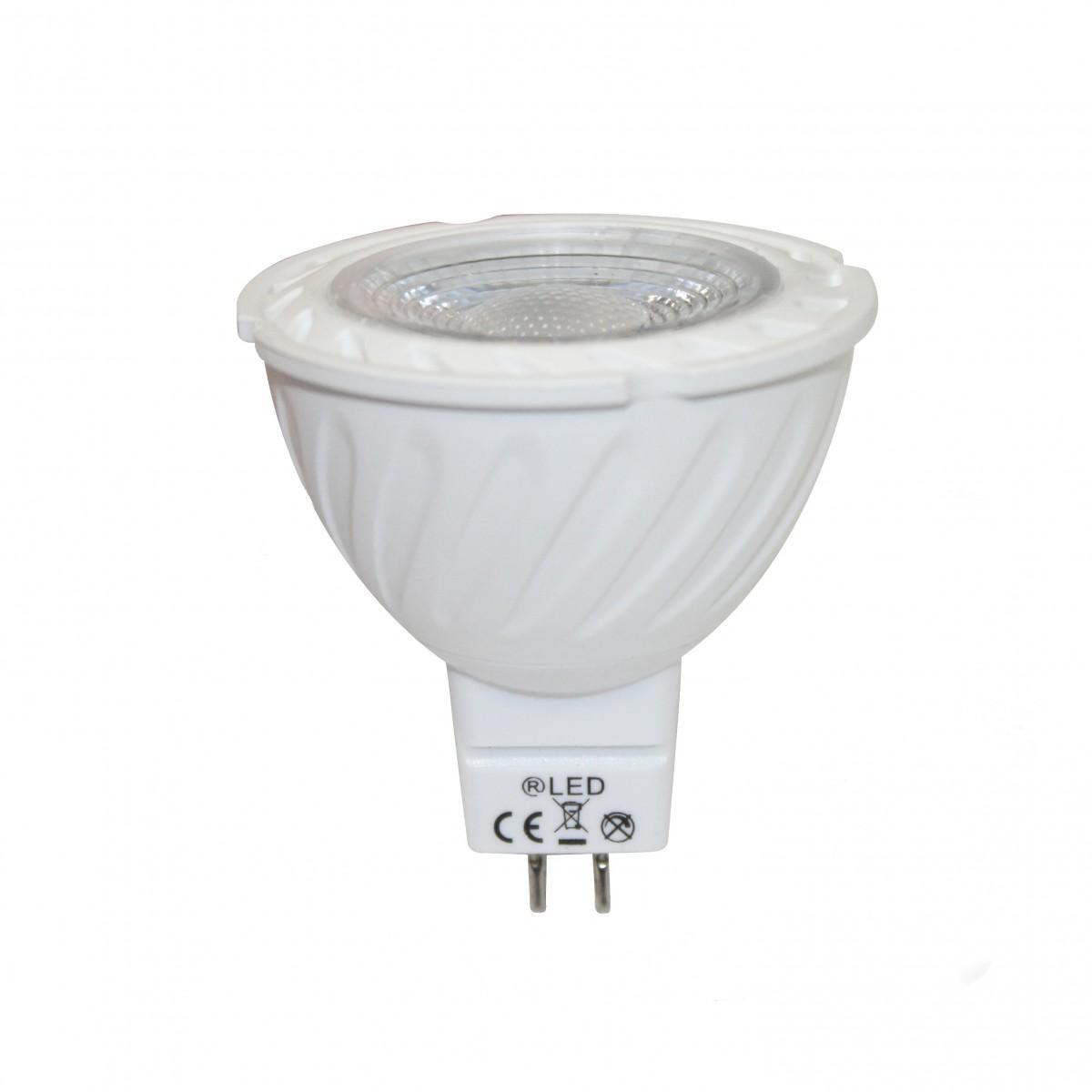 Bombilla LED MR16 7W 3000K