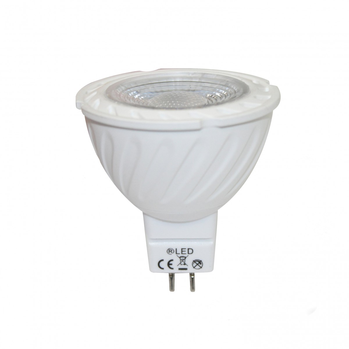 Bombilla LED MR16 7W 3000K