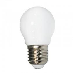 Bombilla LED E27 4.5 W MILKY