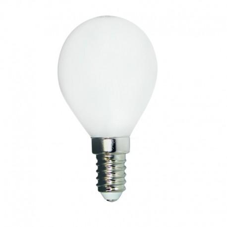 Bombilla LED E14 4.5W MILKY