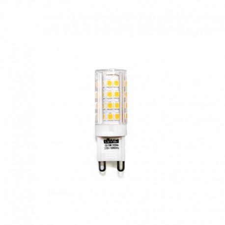 Bombilla LED G9 LVMIC 5W 3000K