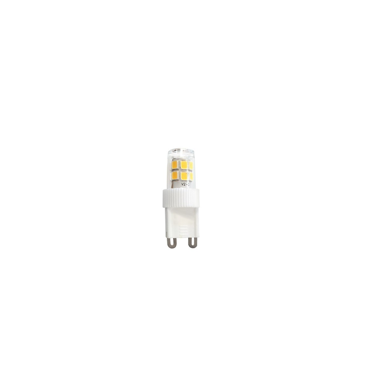 Bombilla LED G9 mini 3W 3000K