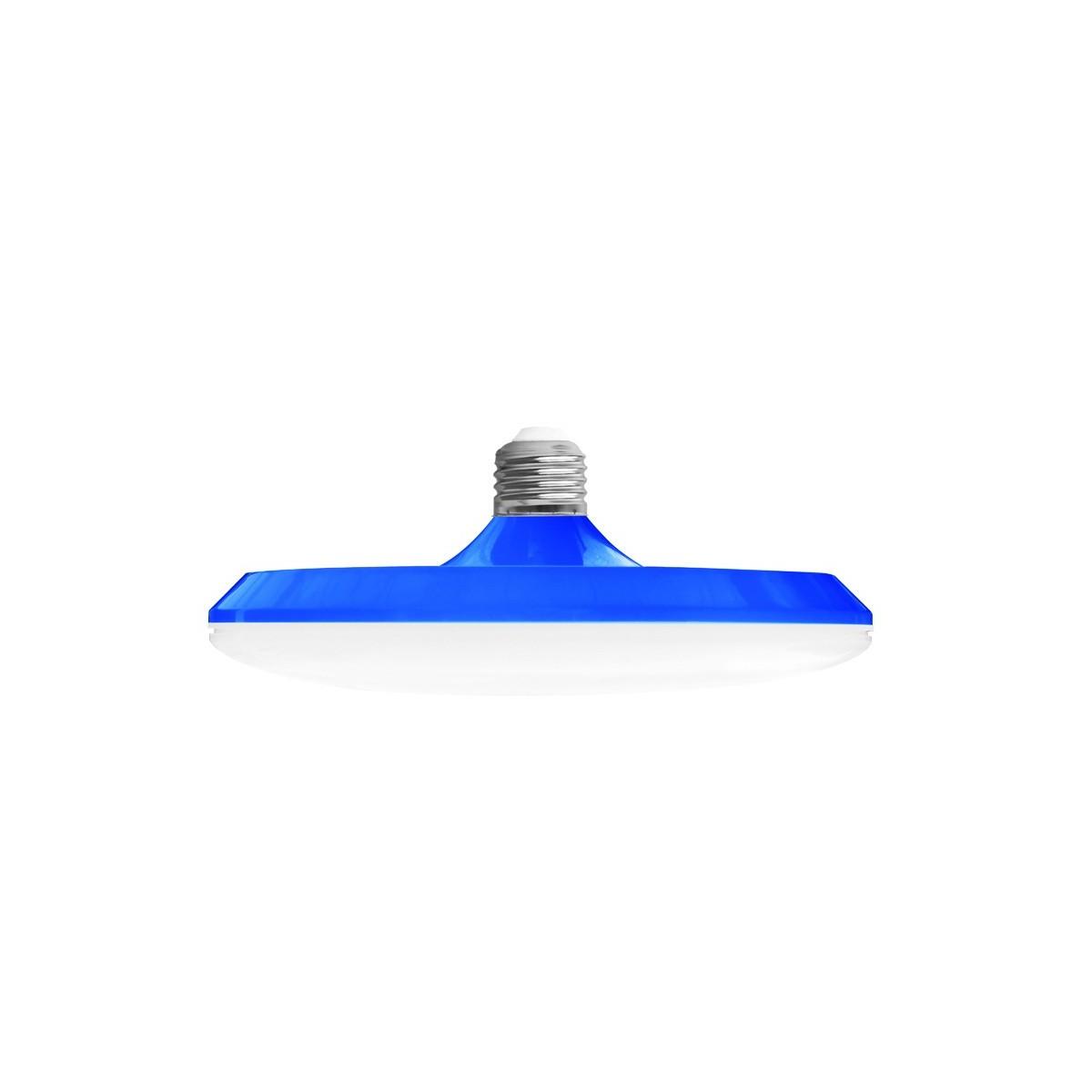 Bombilla LED E27 Kobo azul