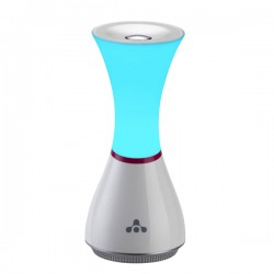 RGB LED Table lamp + Speaker