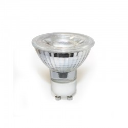 GU10 COB 6.5W 500LM 4000K Dimmable