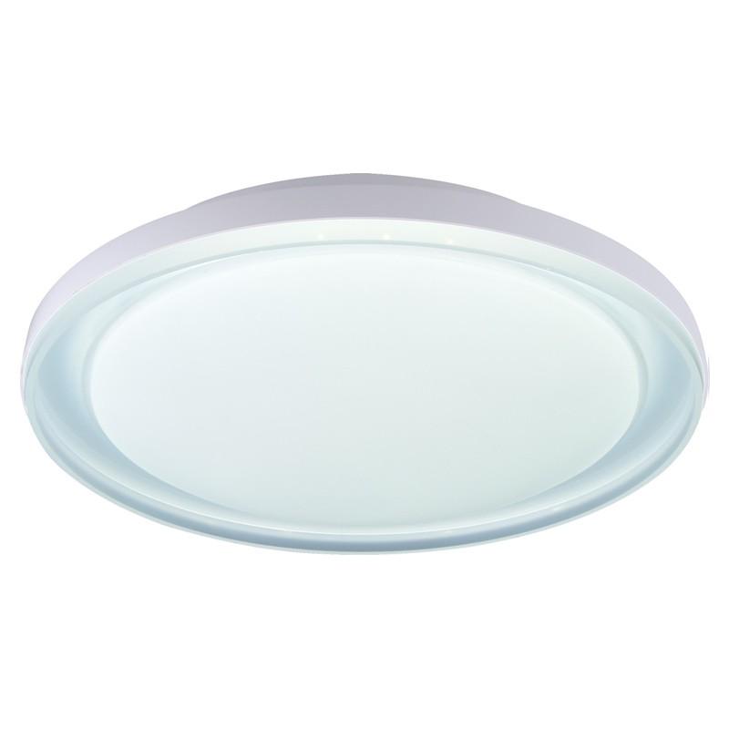 Plaf n led de 40w y 2400 l menes con luz regulable for Plafon led regulable