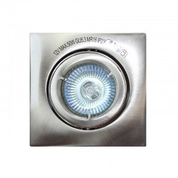 Recessed Light Nickel Halogen (50W)