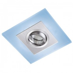 Iceberg LED Recessed Light Squared
