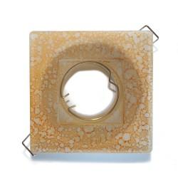 empotrable cuadrado cristal mármol