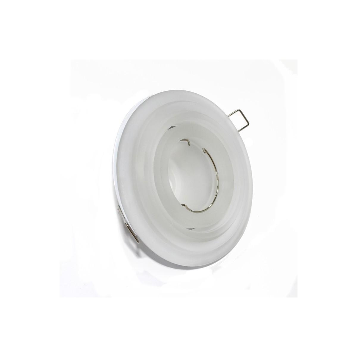 Empotrable basculante cristal blanco