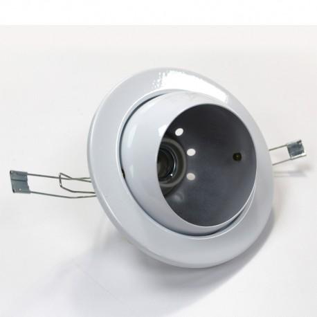 Empotrable bola R-50 blanc