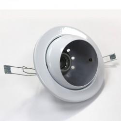 Empotrable bola R-90 blanco