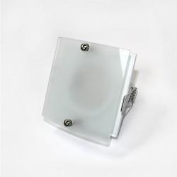 EMPOTRABLE CUADRADO CRISTAL BOX